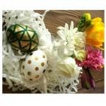 6 Velykinių kiaušinių dekoravimo būdai