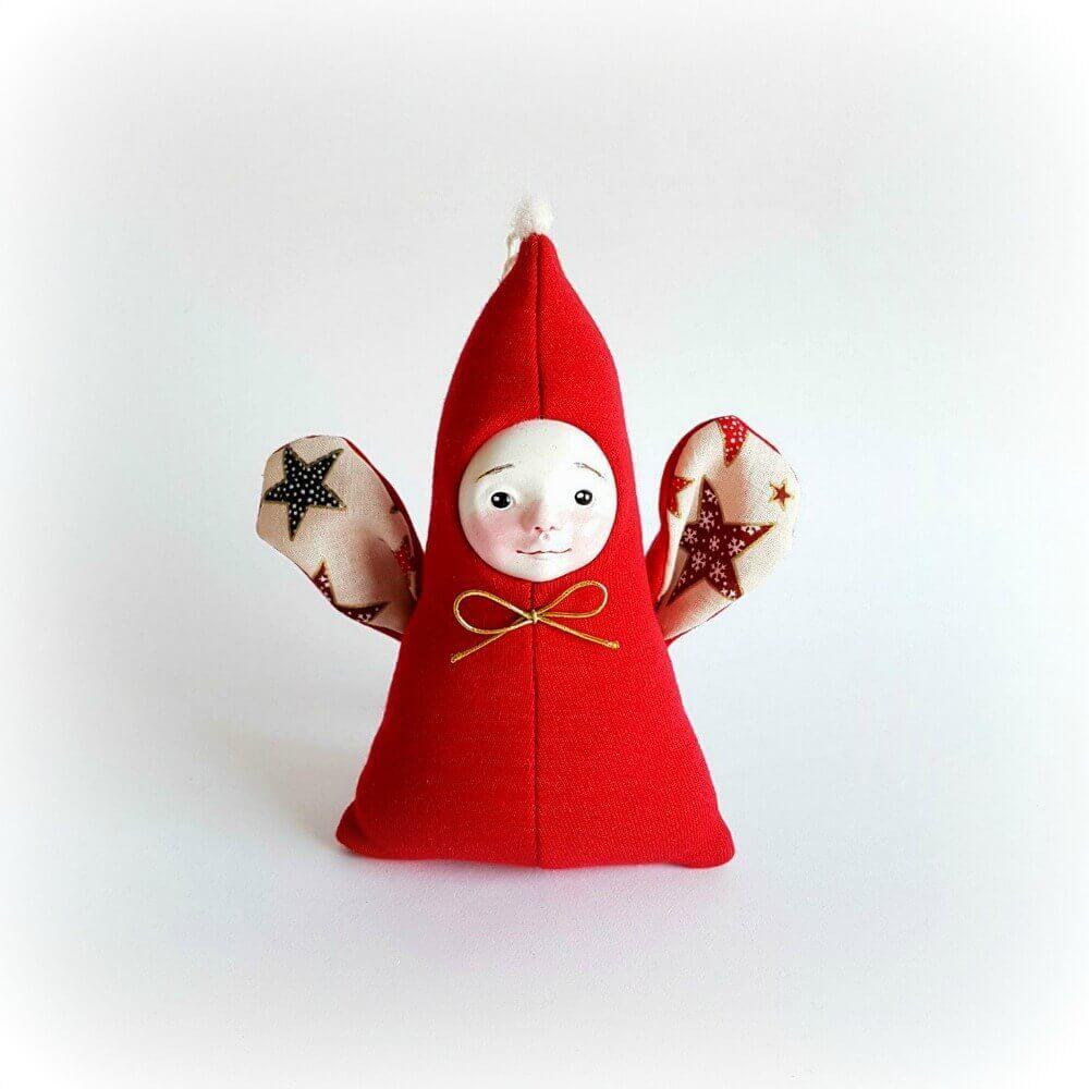 Raudonas angelas